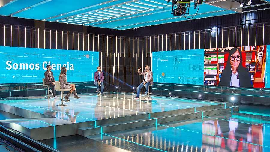 La directora del CNIO, María Blasco, ha participado en RTVE Somos Ciencia