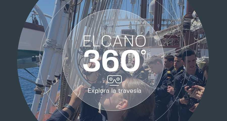 La travesia de Elcano en 360º, también premiada