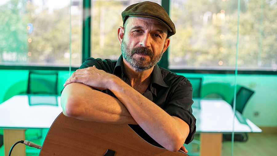 Josele Santiago, uno de los invitados de esta semana