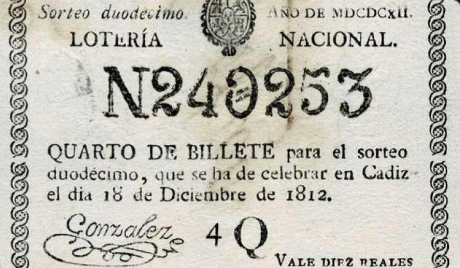 Cuarto de billete por el que un coleccionista ha llegado a pagar más de 3.000 euros.