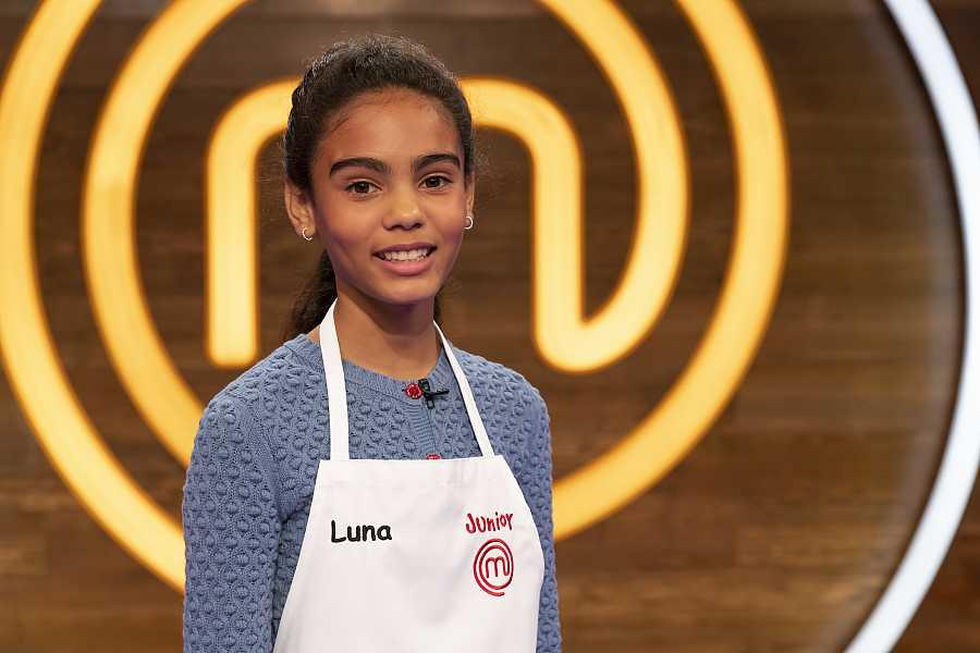 Luna, candidata a MasterChef Junior 8