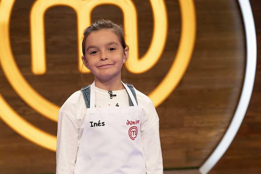 Inés, candidata a MasterChef Junior 8
