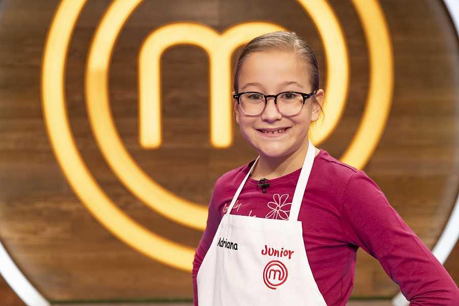 Adriana, candidata a MasterChef Junior 8