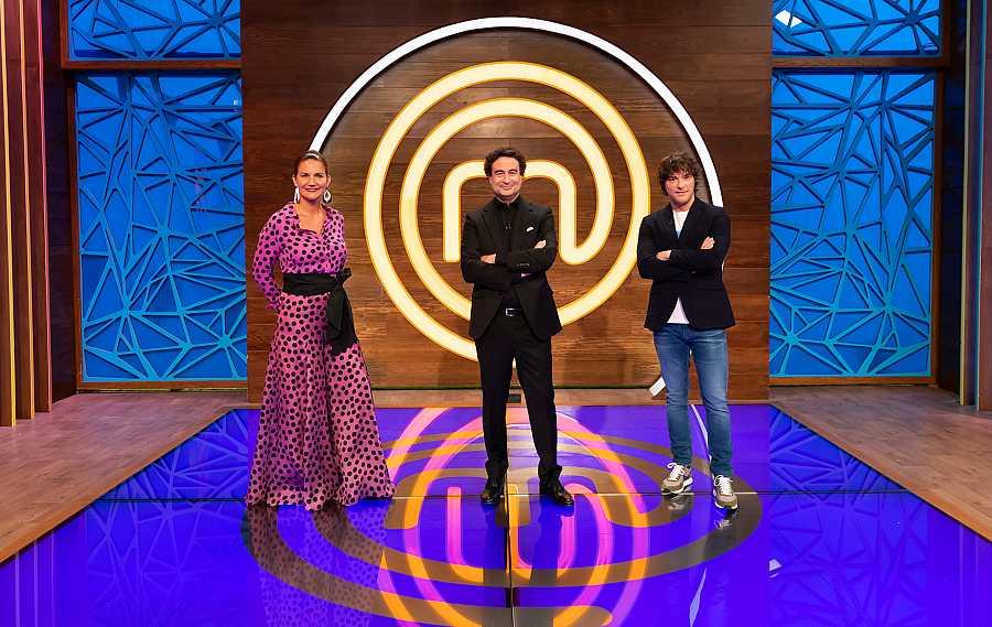 Pepe, Jordi y Samantha se preparan para una navidad llena de 'MasterChef' en La 1