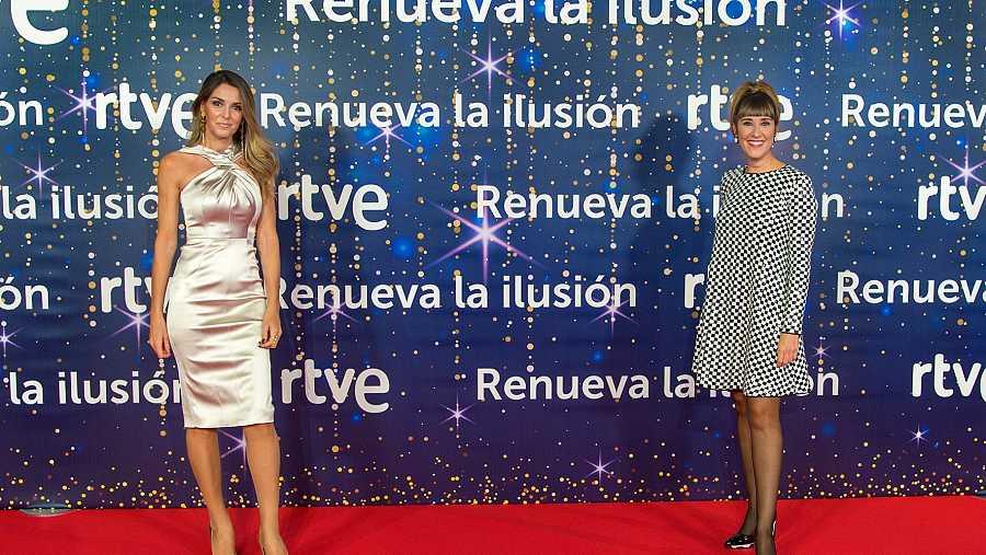 Sandra Daviú y Blanca Benlloch se ponen al frente, por cuarto año consecutivo, de la retransmisión del Sorteo