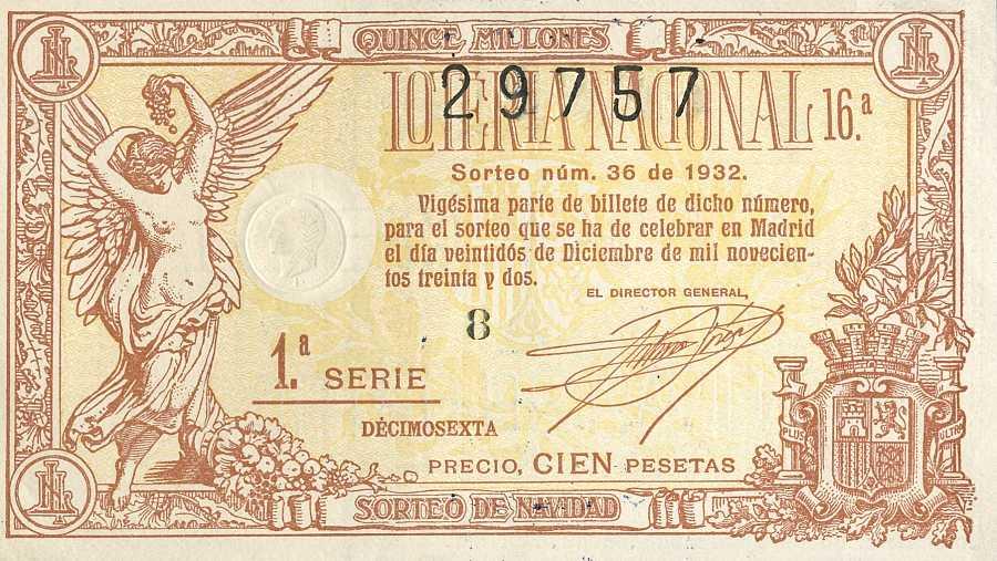 El décimo premiado viajó desde Doña Manolita a Huesca