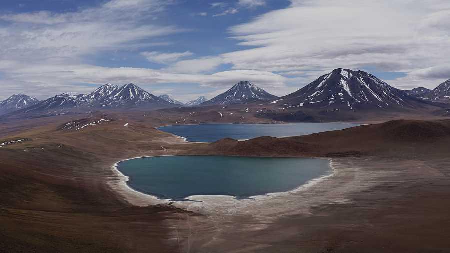 El desierto de Atacama, en 'America Salvaje'