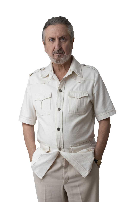 Sebastián Haro es Francisco en la ficción