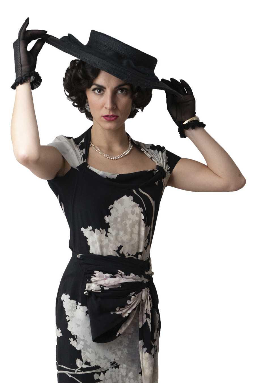 Silva Acosta interpreta a Patricia en 'Dos vidas'