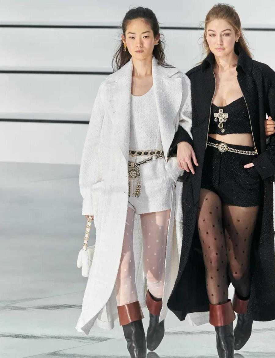 Desfile de Chanel colección otoño e invierno 2020/21