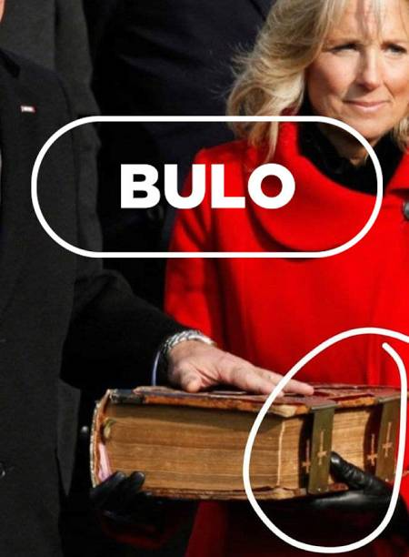 Esta foto no pertenece a la toma de posesión de Joe Biden en 2020.