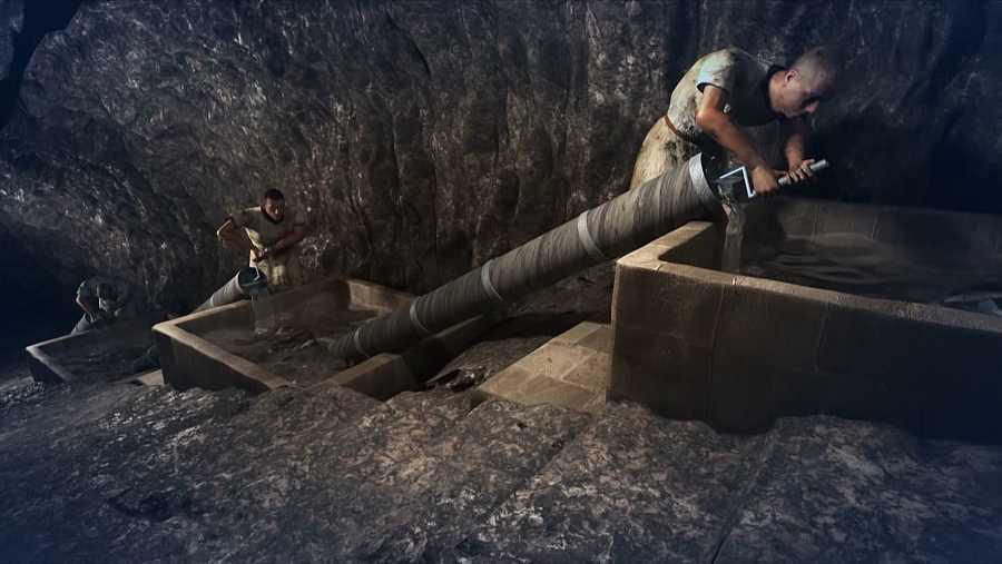 Ingeniería Romana   Yacimientos mineros del Imperio Romano