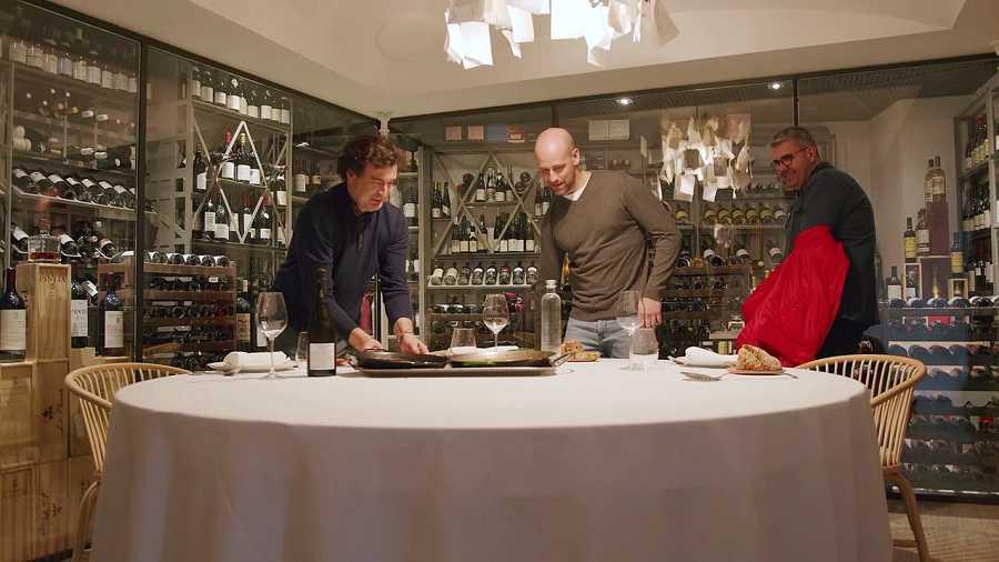 Gonzalo Miró, Flo y Pepe Rodríguez