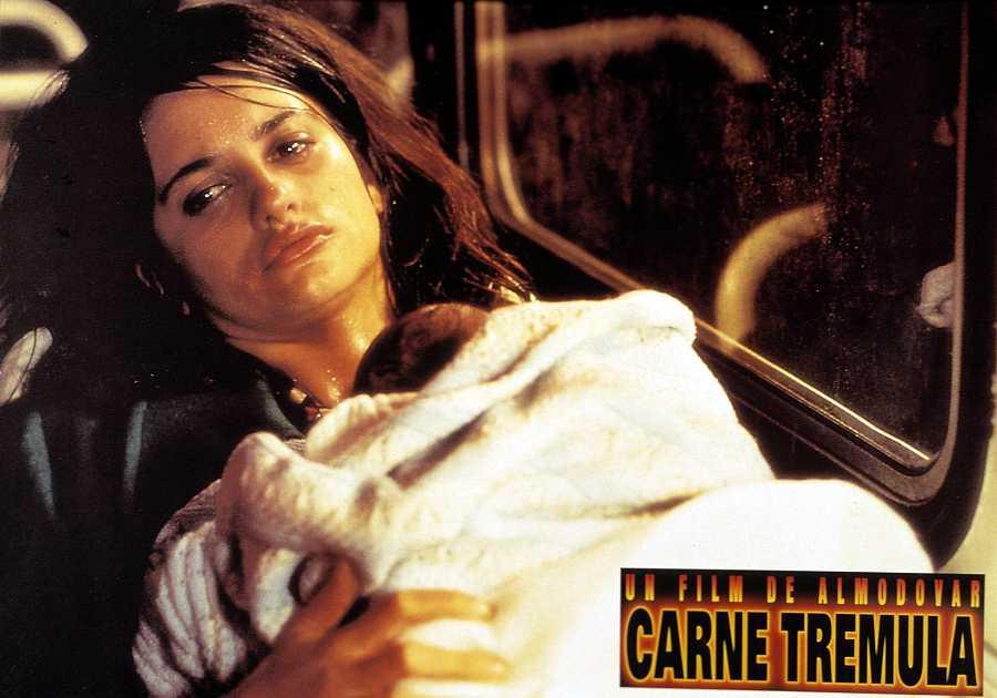 Imagen de Penélope Cruz en la película 'Carne Trémula'
