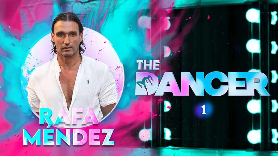Rafa Méndez, capitán en 'The dancer'