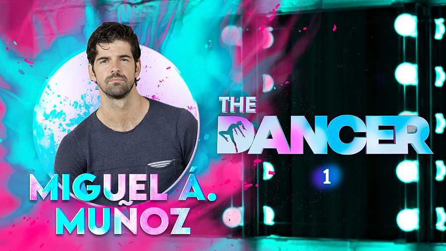 Miguel Ángel Muñoz, capitán en 'The dancer'