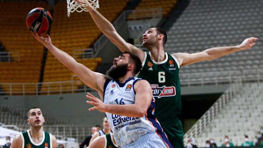 Bojan Dubljevic, el capitán del Valencia Basket.