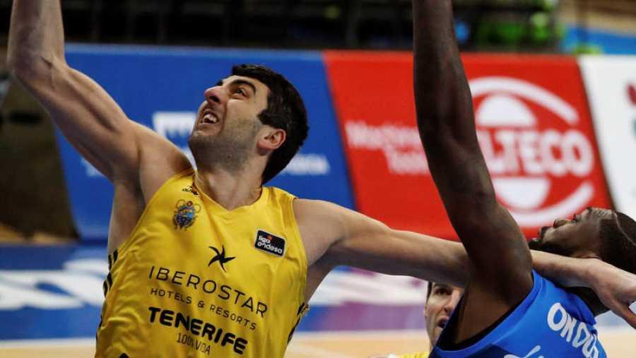 Giorgi Shermadini, el jugador más valorado de la ACB.