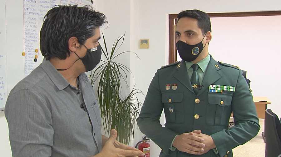 Mario Montero, reportero de 'Comando actualidad'