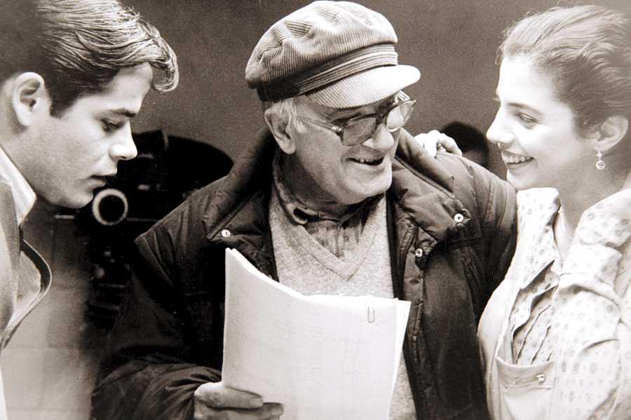 Maribel Verdú y Jorge Sanz en 'Amantes' (1991), de Vicente Aranda