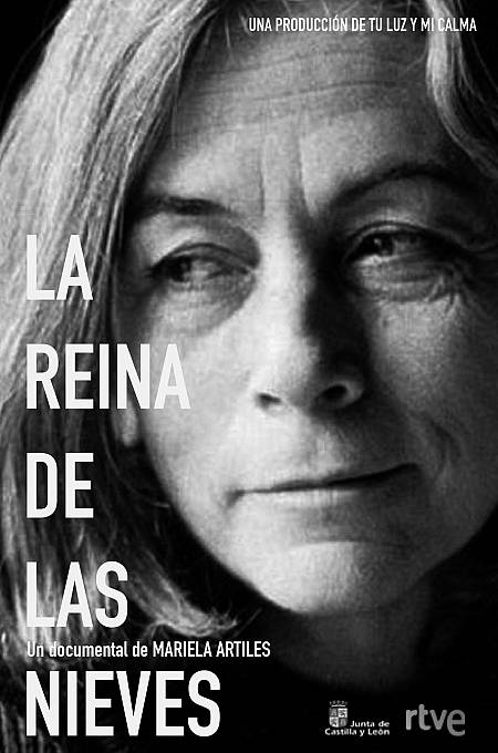 Cartel del documental sobre Carmen Martin Gaite