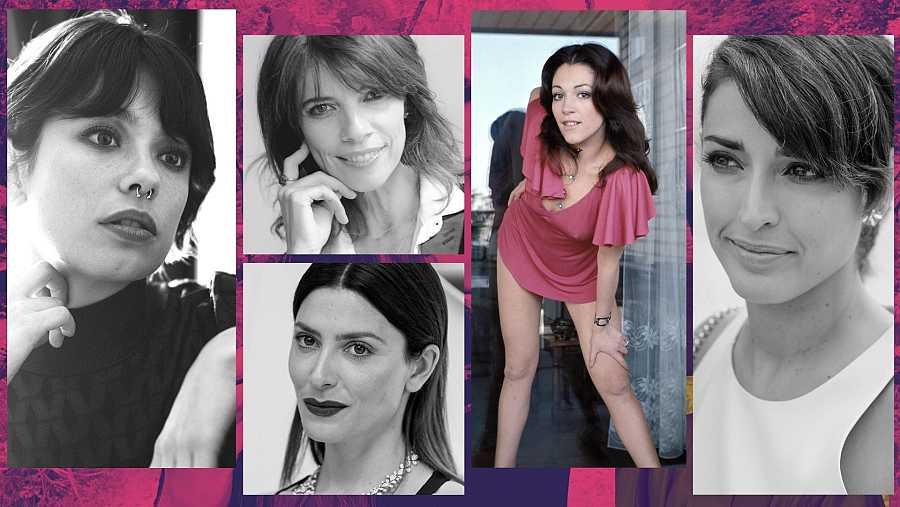 Mujeres protagonistas en Somos Cine
