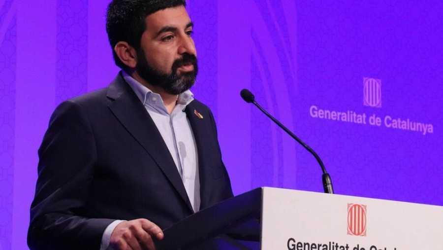 Chakir el Homrani, conseller de Treball, Afers Socials i Família