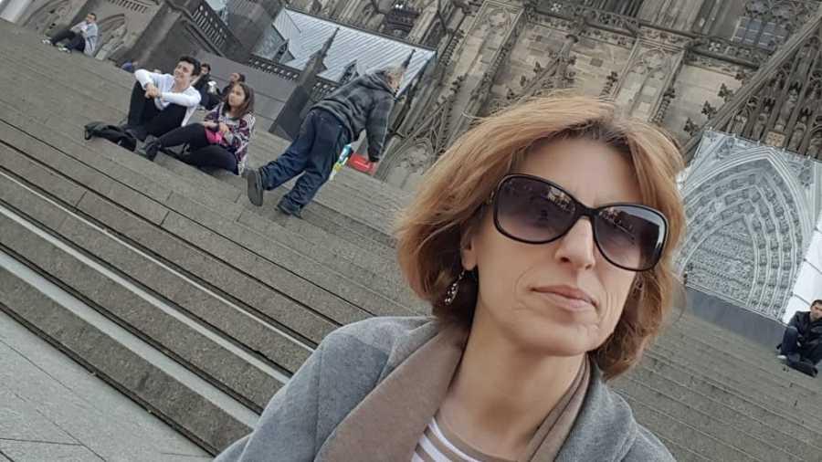 Wedad Salloum llegó a Alemania hace casi seis años y no piensa regresar a Siria