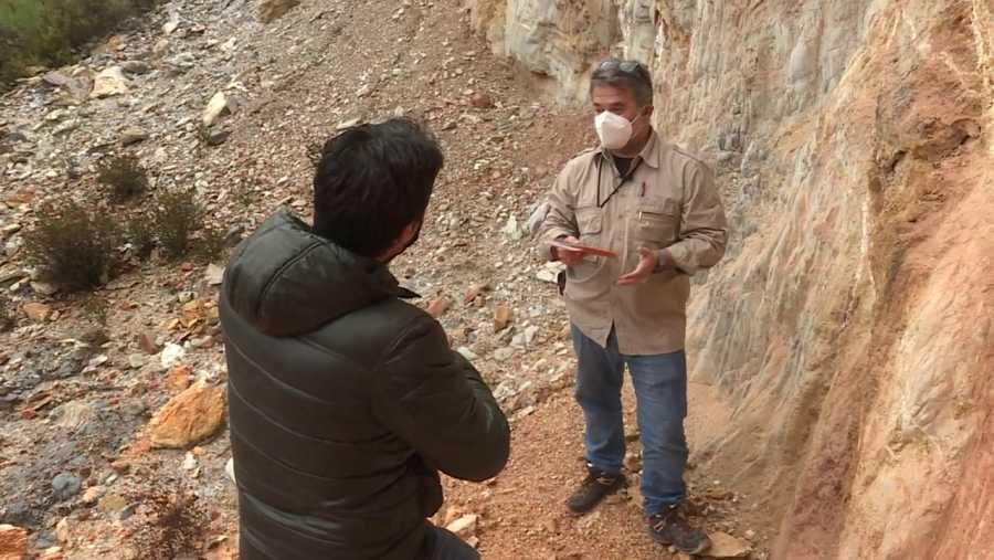 ¿Qué minerales albergan las minas españolas?