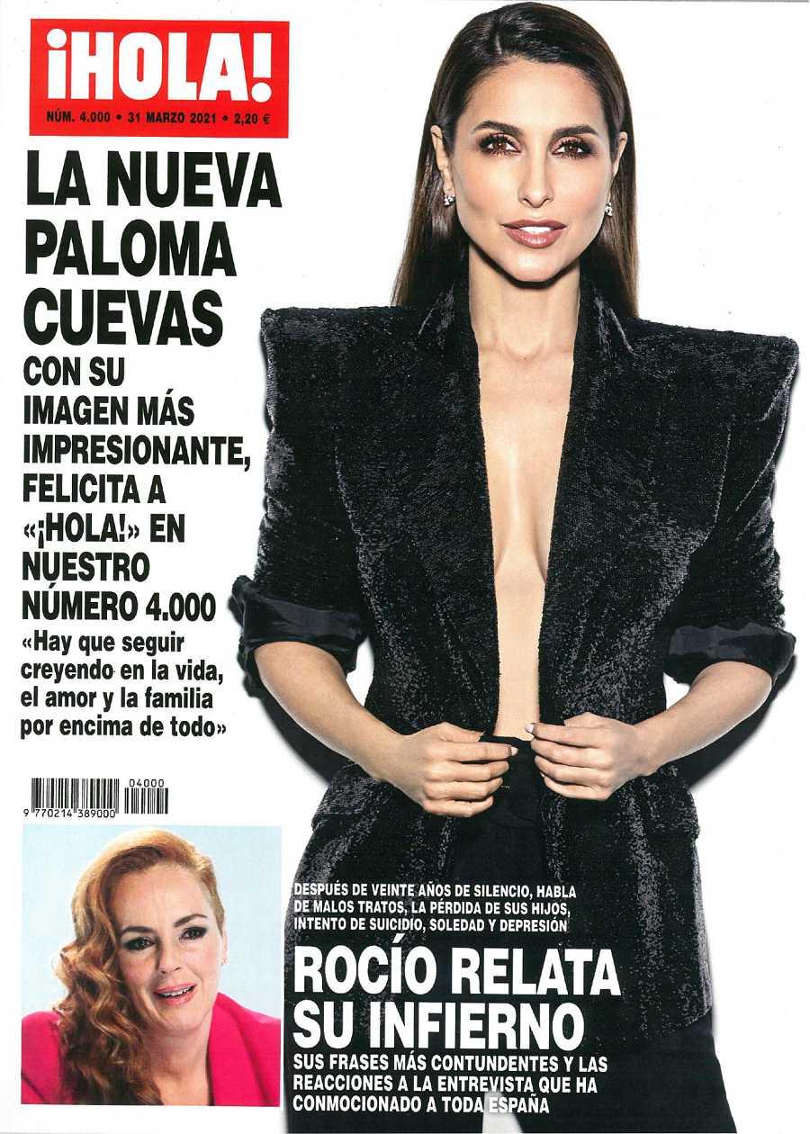 Paloma Cuevas habla por primera vez de su divorcio