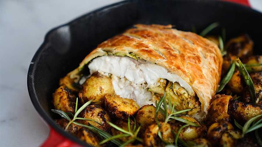 pescado wellington gipsy chef