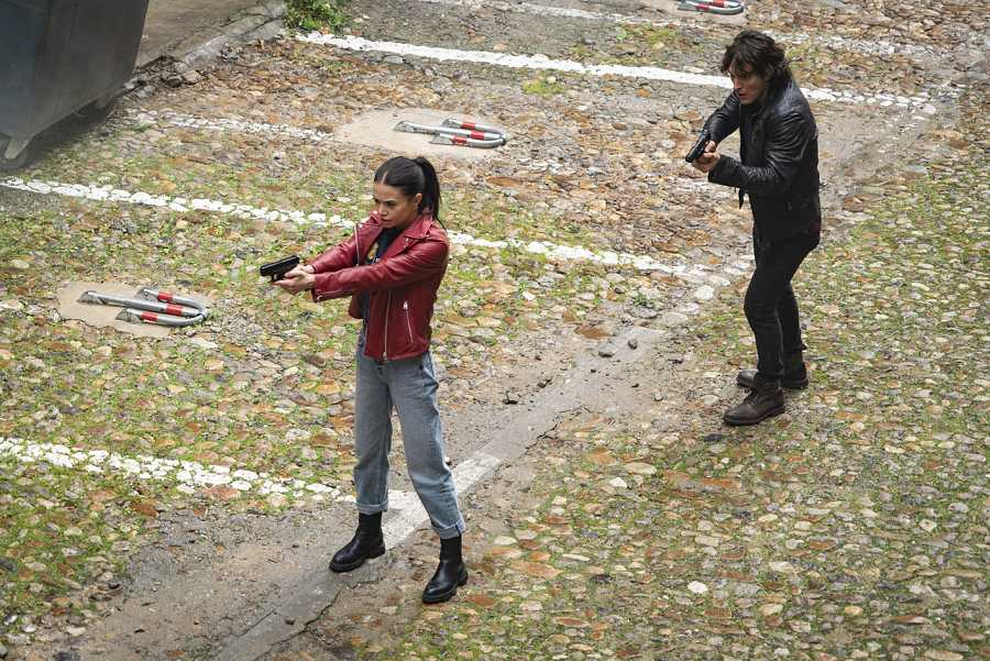 Adriana y Mikel