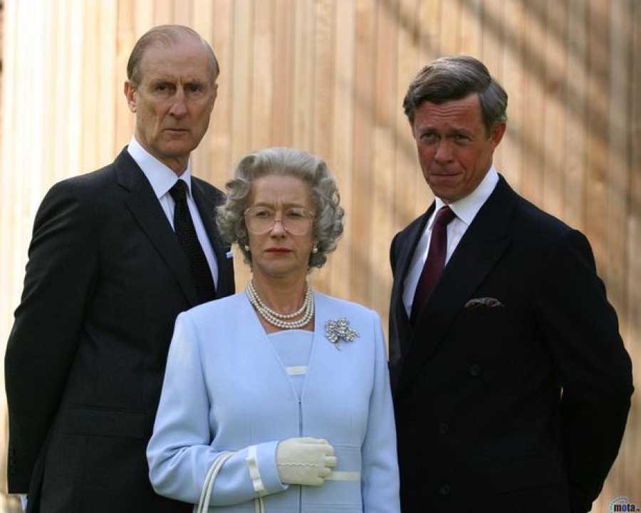 James Cromwell en la película 'The Queen '