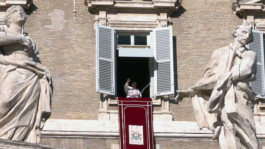 'Españoles...' en el Vaticano