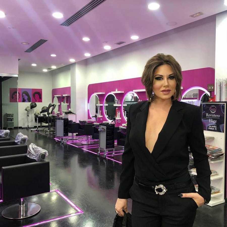 Tamara estrenó nuevo 'look' en 2019