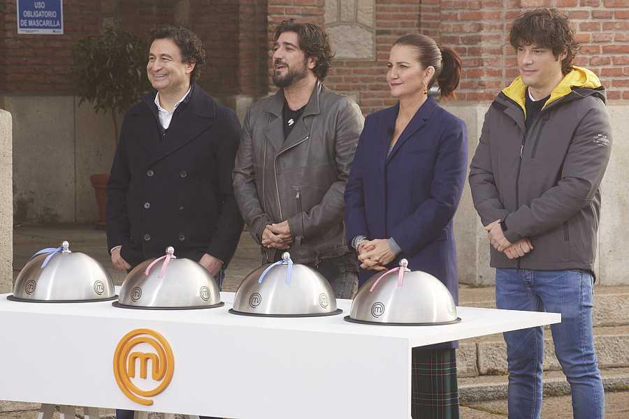 Antonio Orozco también se pasará por las cocinas en este programa