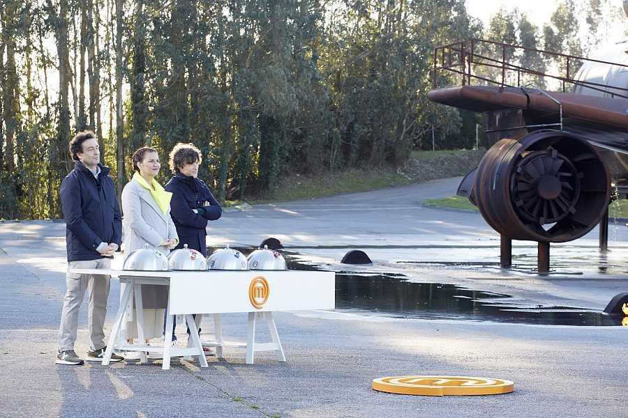 En la prueba de exteriores asistirán a los trabajos de Salvamento Marítimo en Gijón