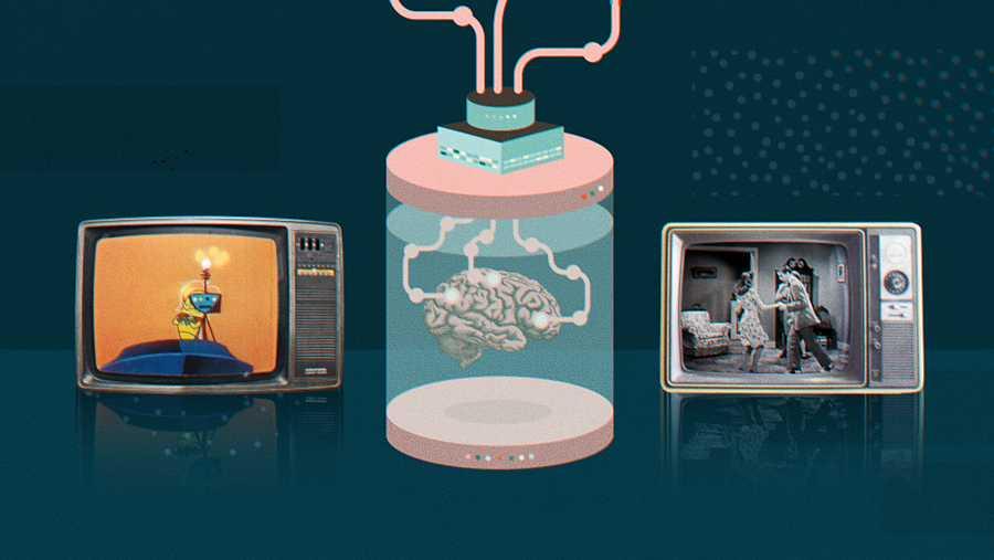 El cazador de cerebros - Humanos híbridos