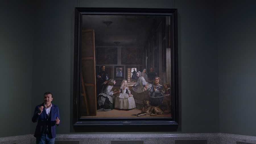 Paseo por el Prado, en La 2