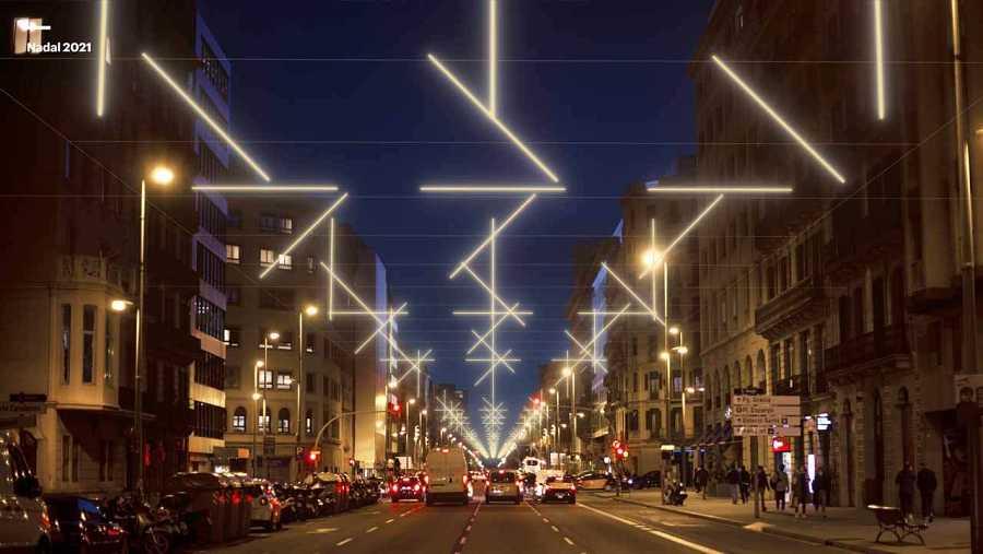 Il·luminació 2021 Nadal