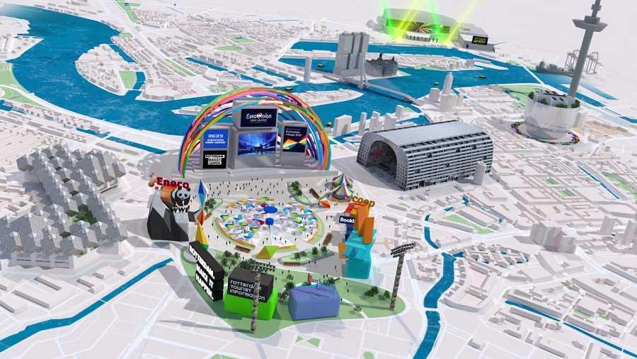 El Online Eurovision Village abre el 15 de mayo