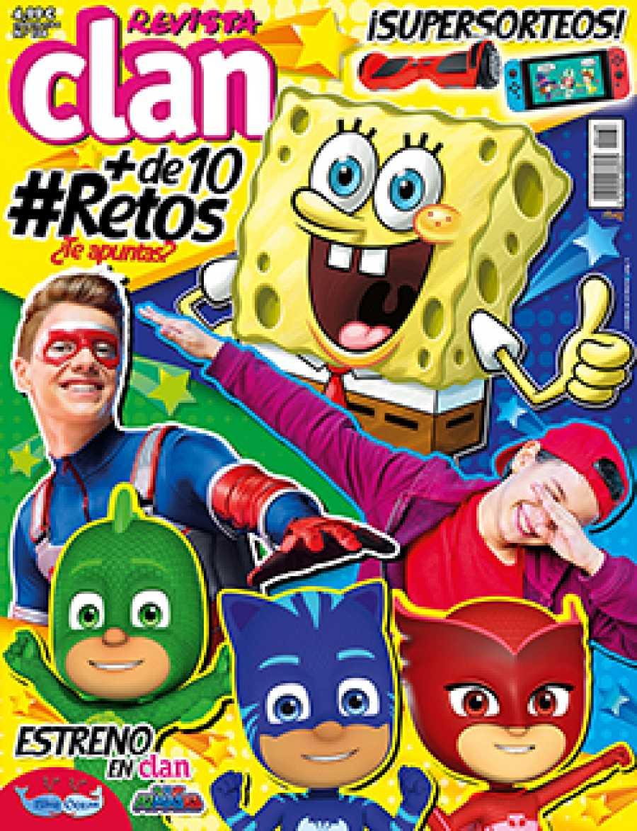 Revista Clan Junio 2021 - Portada revista