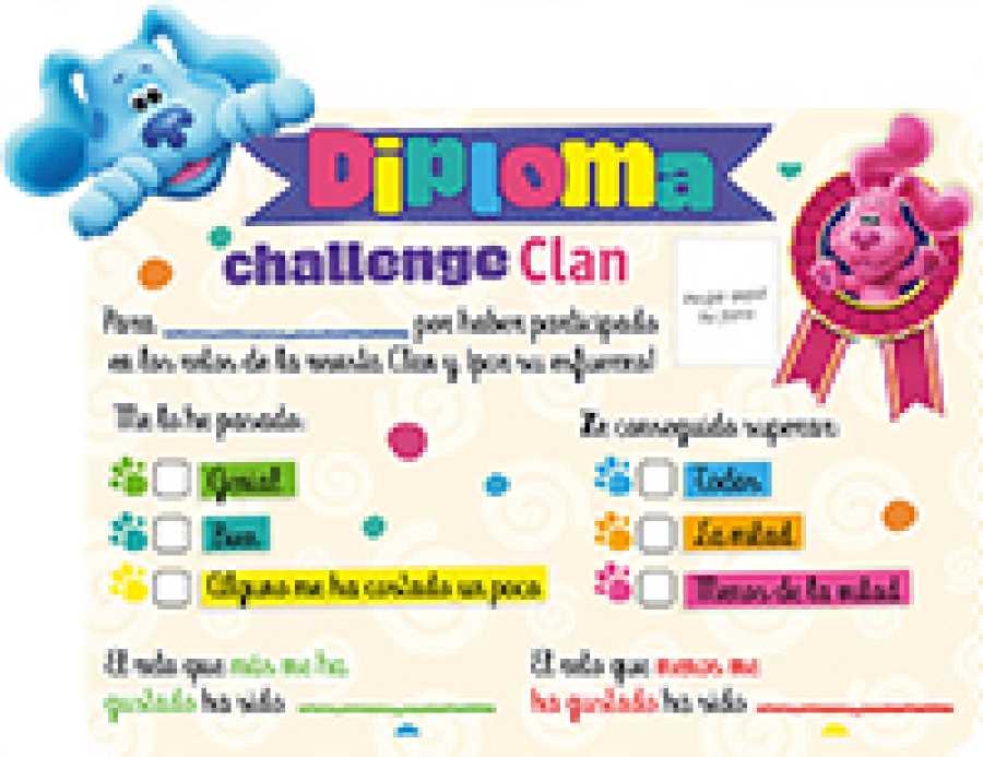 Revista Clan Junio 2021 - Diploma