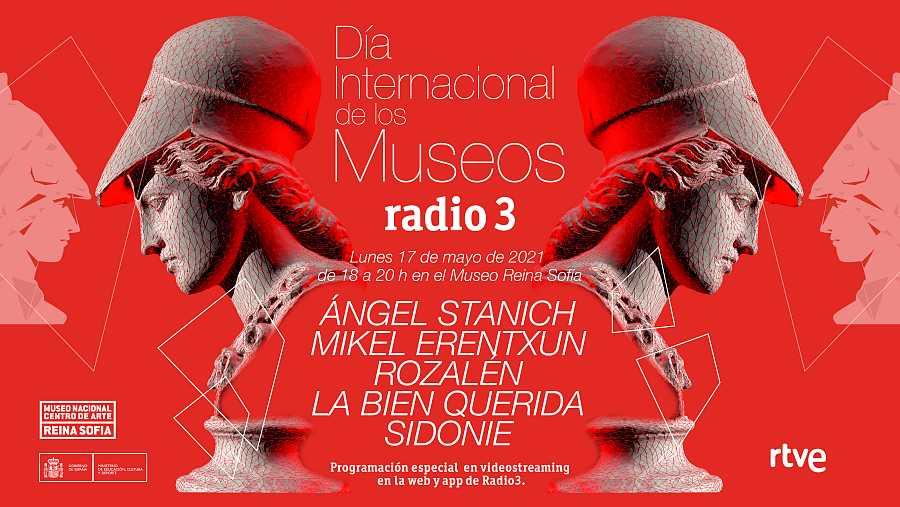 radio 3 dia de los museos 2021