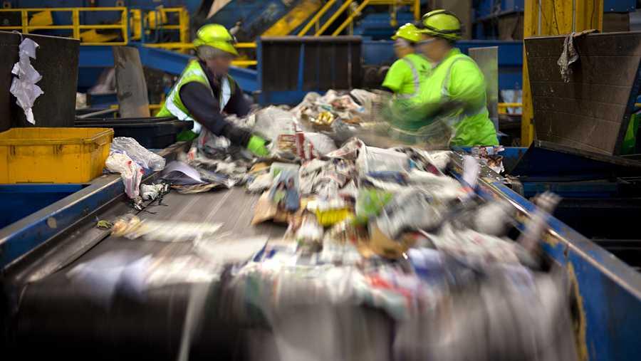 Si no se racionaliza la generación de residuos, la situación podría ser insostenible en unas décadas.