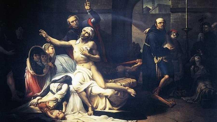 Lós estragos de la fiebre amarilla en España en 1804 se cuentan en infinidad de publicaciones locales