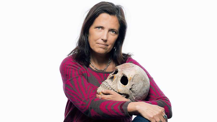 La escritora argentina de novela negra, Claudia Piñeiro