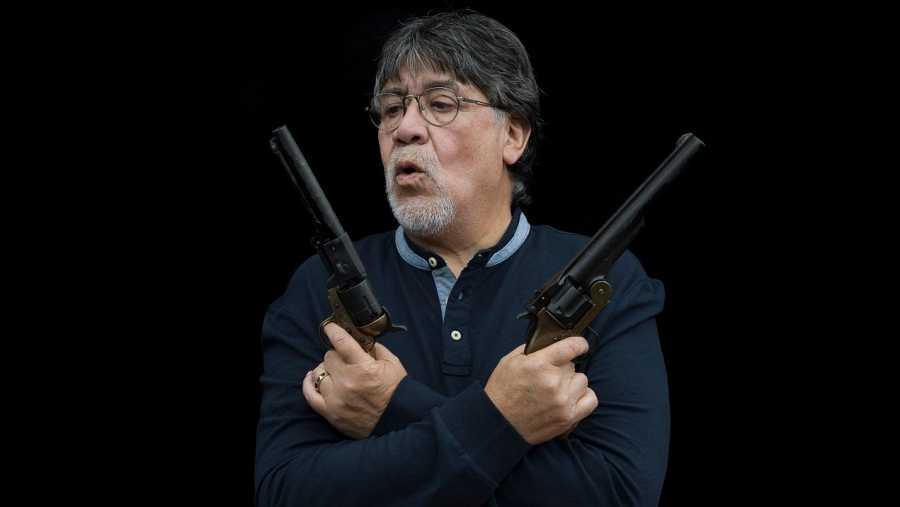 El chileno Luis Sepúlveda, fallecido el pasado año era otro referente de la novela negra latinoamericana