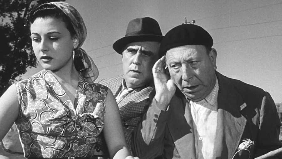 Fotograma 'Bienvenido Mister Marshall (1953)