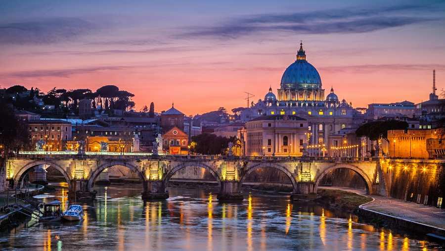 Roma, una posible candidata a ciudad anfitriona de Eurovisión 2022